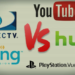 Hulu Live vs. YouTube TV vs. Sling vs. Vue vs. DirecTV Now: Face-Off!